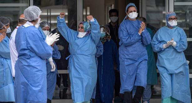 كورونا: 71 حالة شفاء بالمغرب خلال الـ24 ساعة الأخيرة