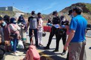 عدم تسجيل إصابات بكورونا بين المغاربة العائدين من سبتة المحتلة