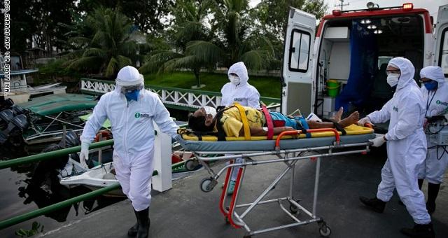 كورونا عبر العالم.. حصيلة الوفيات تتخطى حاجز الـ352 ألف حالة