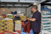 الداخلة.. حجز أزيد من 271 كلغ من المواد الغذائية الفاسدة منذ بداية رمضان