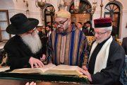 بالفيديو.. اليهود المغاربة يدعون بالشفاء العاجل للملك محمد السادس