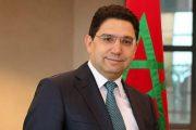 بوريطة: قنصلية الأردن بالعيون لها أهمية خاصة وتوالي افتتاح القنصليات يعزز موقف المملكة