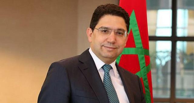 بوريطة: المغرب واجه ''كورونا'' دون تقليد وقدم للعالم نموذجا خاصا به