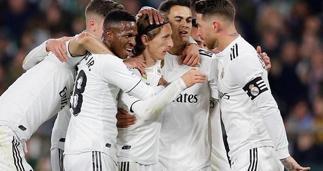 الدوري الإسباني.. تشكيلة ريال مدريد المتوقعة لمواجهة إيبار