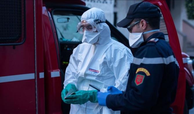 خلال الـ24 ساعة.. تفاصيل التوزيع الجغرافي لإصابات كورونا بالمغرب