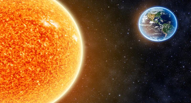 أول ظاهرة في يونيو.. كوكب يمر بين الأرض والشمس