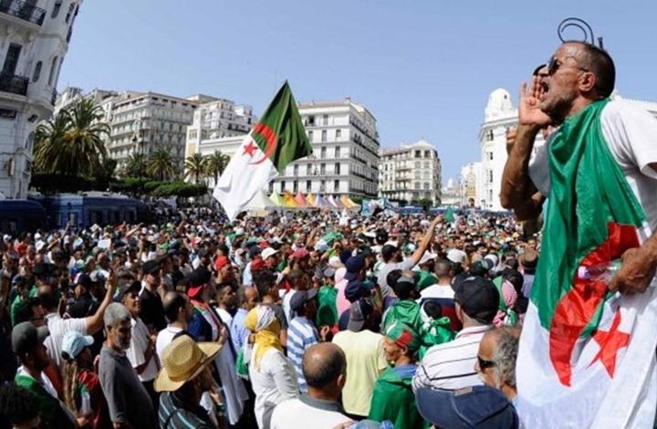 ائتلاف جزائري يندد بالقمع واستغلال الجهاز القضائي ضد نشطاء الحراك