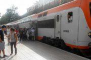 استئناف رحلات قطارات خطوط