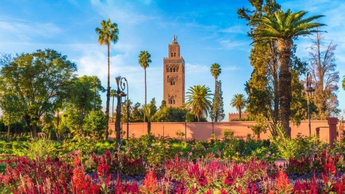 تصنيف مراكش ضمن 50 مدينة صديقة للبيئة