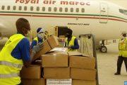 وصول مساعدات طبية مغربية إلى موريتانيا بتعليمات ملكية
