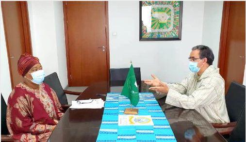 مفوضة الاتحاد الإفريقي تنوه بالمبادرة الملكية المتعلقة بتقديم مساعدات طبية