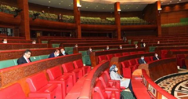 وسط إجراءات احترازية.. مجلس المستشارين يستأنف العمل