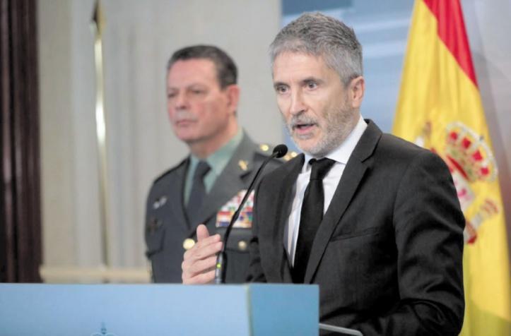 وزير الداخلية الإسباني: علاقات التعاون مع المغرب جد وثيقة ومهمة للغاية