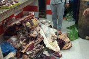 رائحة نتنة تقود لحجز أزيد من 600 كلغ من اللحوم الفاسدة بالمحمدية
