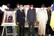 وصول مساعدات طبية مغربية إلى نجامينا بتشاد