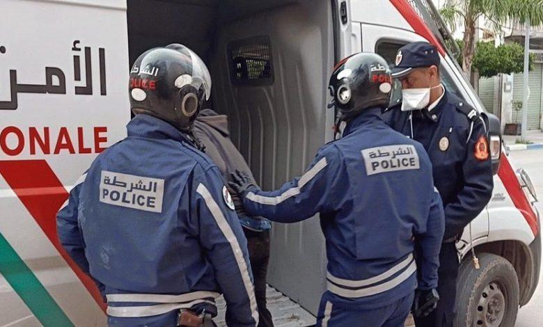 سرقة وكالة بنكية بطنجة يقود شخصين إلى الاعتقال