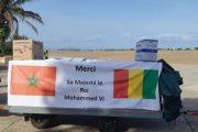كوفيد-19.. وصول مساعدات طبية مغربية إلى كوناكري