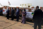 كورونا.. وصول مساعدات طبية مغربية إلى جمهورية الكونغو