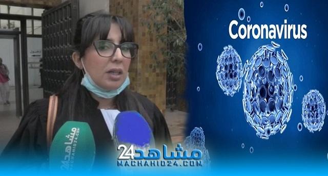 بعد تحولها لبؤر وبائية.. مطالب بإغلاق مؤقت لمحاكم بالبيضاء