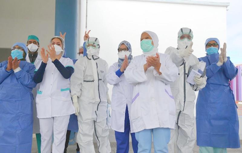 كورونا.. نسبة الشفاء تقترب من 90% وجهة طنجة تتصدر توزيع الحالات الجديدة