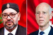 الرئيس التونسي يطمئن على صحة الملك محمد السادس