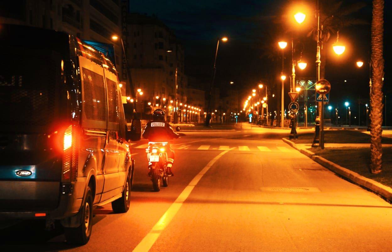 الحكومة تمدد حظر التجوال الليلي طيلة أيام العيد