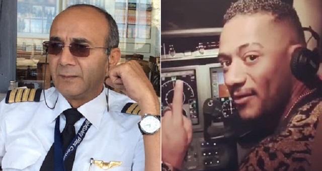 المحكمة تحدد موعد الحكم على محمد رمضان في قضية الطيار
