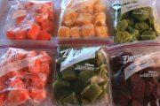 الدليل الكامل لتخزين الطعام في المجمد