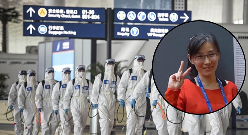 جامعة هونغ كونغ تجيب على ادعاءات الصينية الهاربة بشأن كورونا