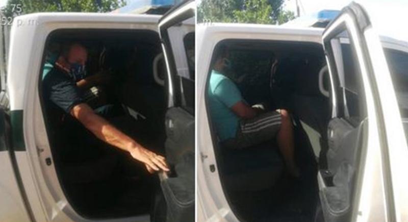 عمدة كولومبي يسلم ابنه للشرطة لأنه كسر حظر كورونا