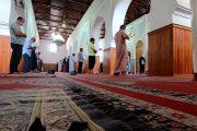 بالصور.. المساجد تفتح أبوابها من جديد في وجه المصلين بالمغرب