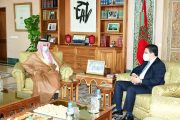 مباحثات مهمة تجمع بوريطة ووزير خارجية السعودية