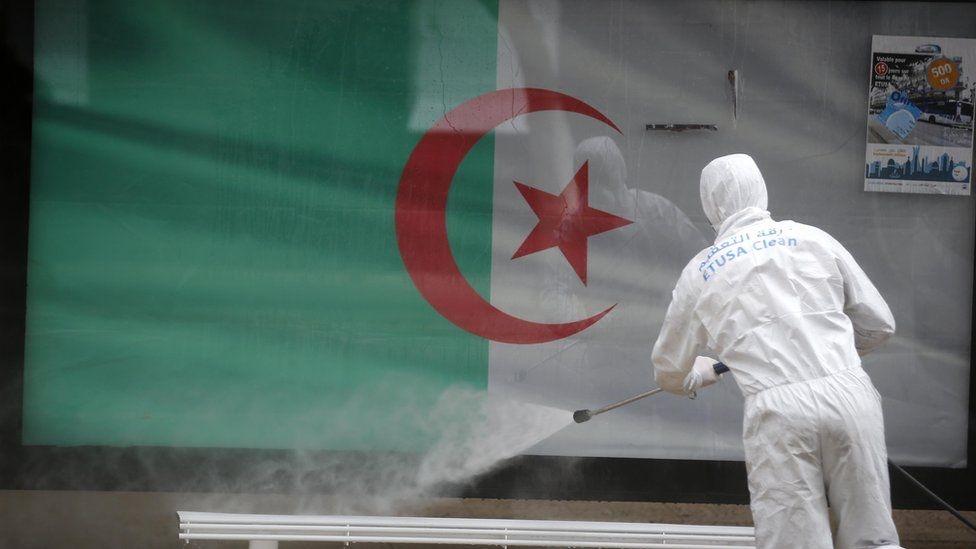 الجزائر تسجل أعلى حصيلة يومية في إصابات