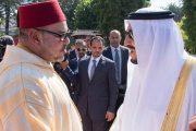 برقية تعاطف من الملك إلى عاهل السعودية إثر دخوله المستشفى