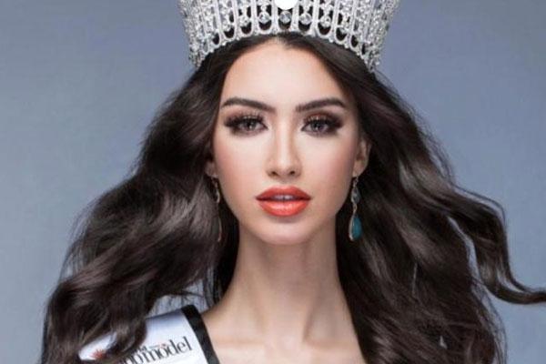 بعد فوزها بلقب عربي.. مجلة Elle Arabia تختار المغربية صوفيا السعيدي نجمة لها