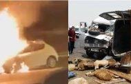 خلفت 15 قتيلا.. الوزير اعمارة.. معدلات حوادث السير المسجلة بسبب منع التنقل عادية