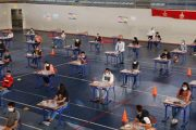 امتحانات البكالوريا.. انطلاق المرحلة الثانية وسط إجراءات احترازية صارمة