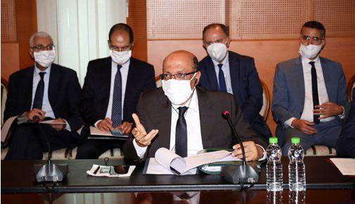 المصادقة على إعادة تنظيم مؤسسة الحسن الثاني للأعمال الاجتماعية لفائدة رجال السلطة