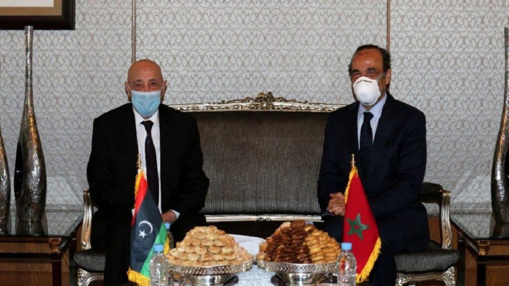 هل تنجح الوساطة المغربية في حل الأزمة الليبية؟