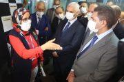 أمزازي يعطي انطلاقة امتحانات الباكالوريا بالسجون من