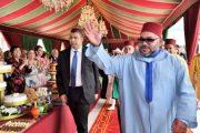 الملك يقرر تأجيل الأنشطة والاحتفالات والمراسم التي ستقام بمناسبة عيد العرش