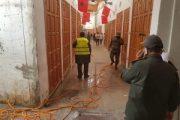 بعد الاشتباه بوجود حالات.. سلطات سلا تغلق سوق الخرازين بالمدينة القديمة