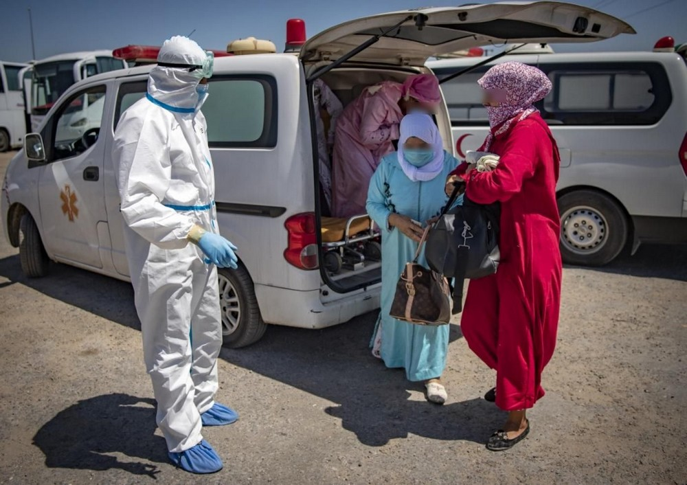 كورونا بالمغرب.. 534 إصابة و169 حالة شفاء خلال الـ24 ساعة
