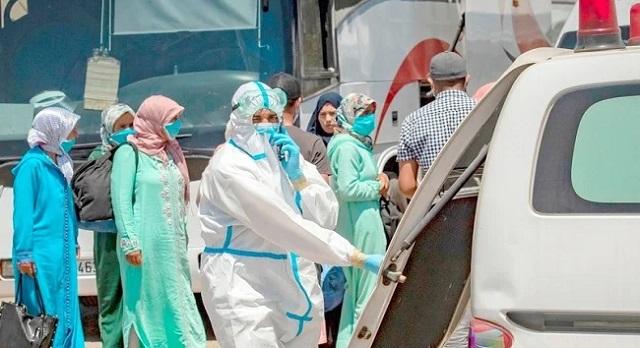 كورونا بالمغرب.. بؤر بجهات طنجة والبيضاء ومراكش تواصل تفريخ الإصابات