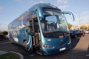 وزارة النقل تتجه لرفع الطاقة الاستيعابية للحافلات ل75 بالمائة