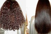 وصفات سهلة لترطيب الشعر الجاف