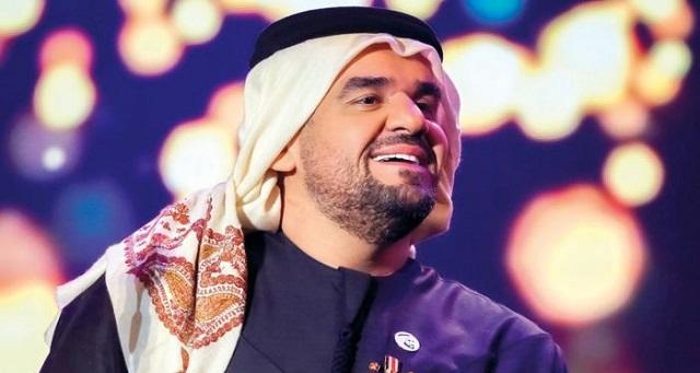 حسين الجسمي يهدي جمهوره
