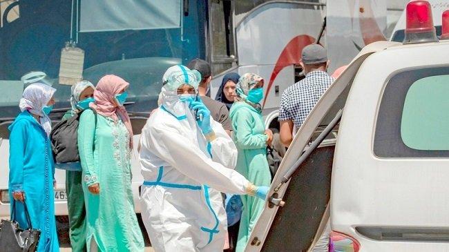 كورونا بالمغرب.. 3999 إصابة جديدة و4118 حالة شفاء خلال 24 ساعة