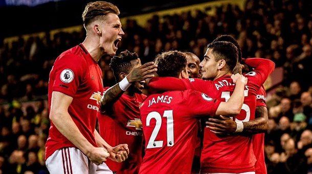 مانشستر يونايتد يصل إلى نصف النهائي في الدوري الأوروبي