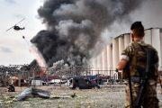 بعد الانفجار.. تضامن مغربي واسع مع الشعب اللبناني